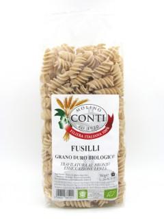 Fusilli di grano duro bio