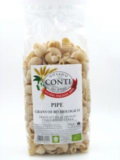 Pipe di grano duro bio