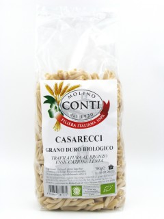 Organic durum wheat casarecci
