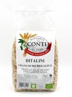 Organic durum wheat Ditalini