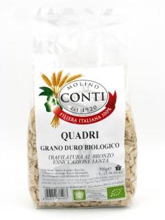 Quadri di grano duro bio