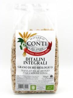 Ditalini integrali di grano duro bio