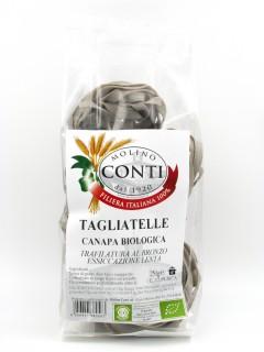 Organic hemp Rigatoni