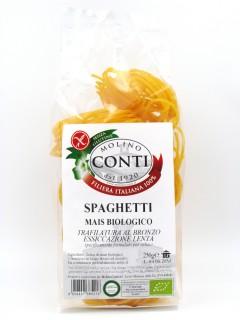 Organic mais Spaghetti